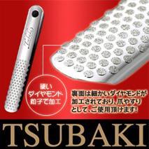 TSUBAKI ダイヤモンドかかとエステ