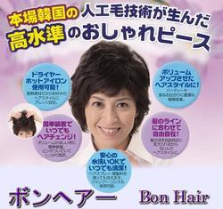 ボンヘアー BON HAIR (ボリュームアップタイプ)